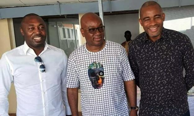 Domoraud Opérateur Economique, Kalou Chef d'Entreprise… découvrez les membres du COMEX d'Idriss Diallo