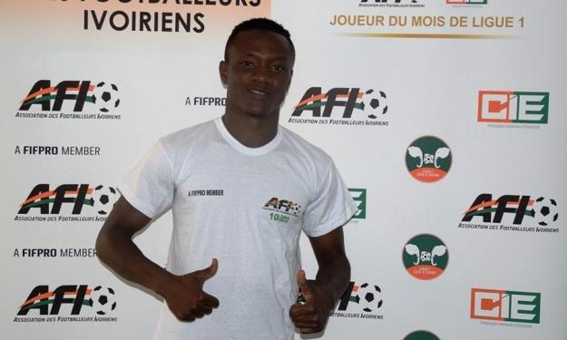 Doumbia Aboubacar (Kokkolan PV) justifie son choix : ''le projet sportif est intéressant…''