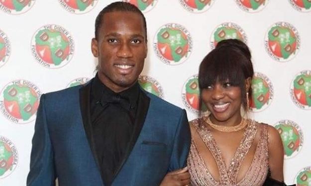 Drogba annonce la fin de sa relation avec Lalla Diakité suite à sa vidéo polémique