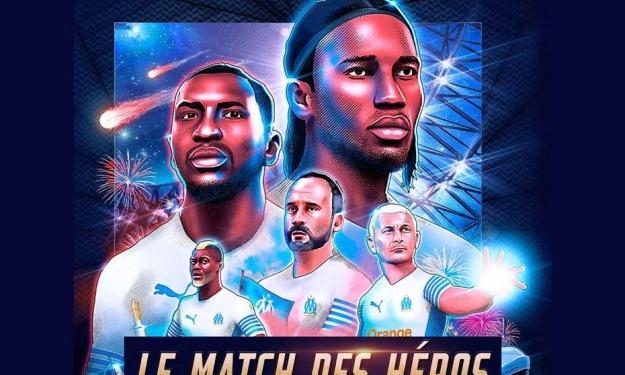Drogba, Boli, Trezeguet, Mendieta, … voici la compo des équipes du match de gala en faveur des enfants de Côte d'Ivoire