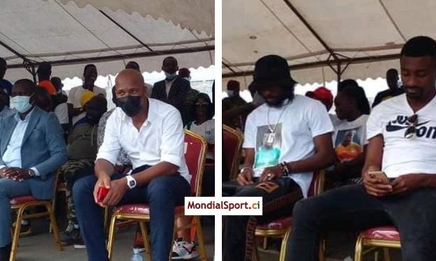 Drogba, Gervinho, Kalunho et plusieurs autres acteurs du football Ivoirien ont rendu un vibrant hommage à Cheick Tioté