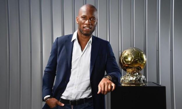 Drogba : ''Neymar et Mbappé gagneront un jour le Ballon d'or''