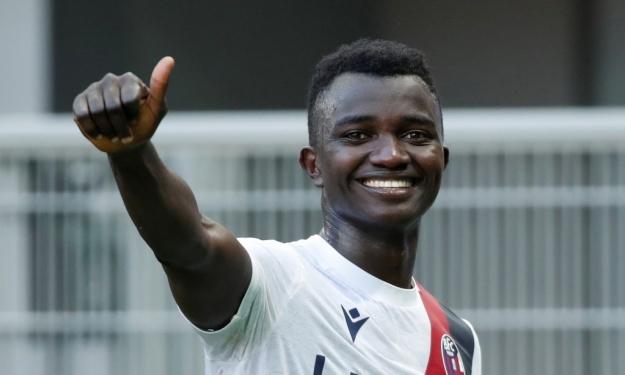 De migrant à joueur de la Serie A, découvrez l'histoire de Musa Juwara