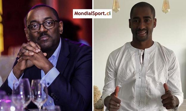 Election FIF : Echanges d'amabilités entre deux proches collaborateurs de Drogba