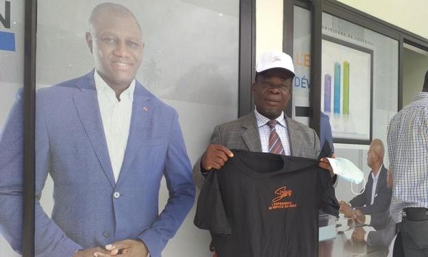 Élection FIF : Gervinho ne se reconnaît pas dans le parrainage accordé par son club à Sory Diabaté