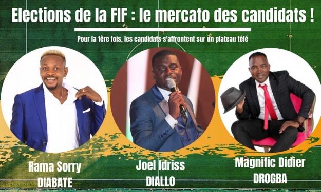 Election FIF : Quand Ramatoulaye, Joël et Le Magnific entrent dans la peau des candidats, voici ce que ça donne