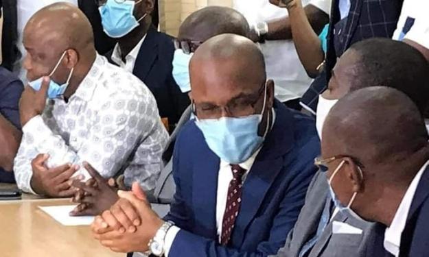 Election FIF : Voici les parrains de Drogba