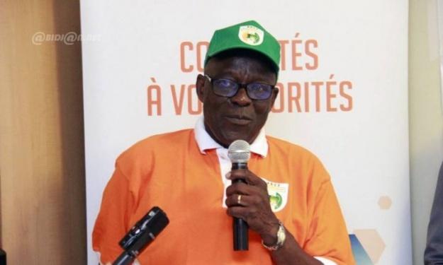 Election FIF : Yéo Martial demande de mettre balle à terre