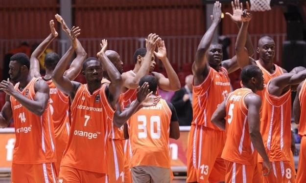 Elim. Afrobasket 2021 (Hommes) : 2è séance d'entrainement des Éléphants