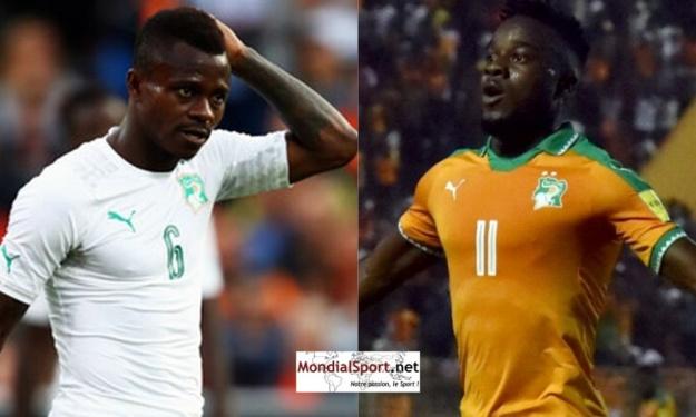 Elim. CAN 2021 | Côte d'Ivoire : Cornet de retour, Seri toujours absent ; la liste de Kamara Ibrahim