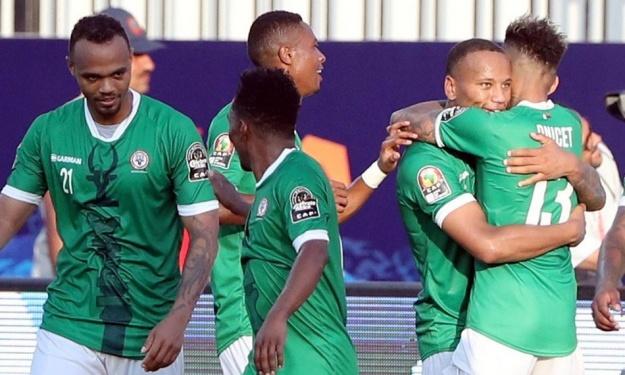 Elim. CAN 2021 : Madagascar humilie le Niger et prend la tête de la poule K