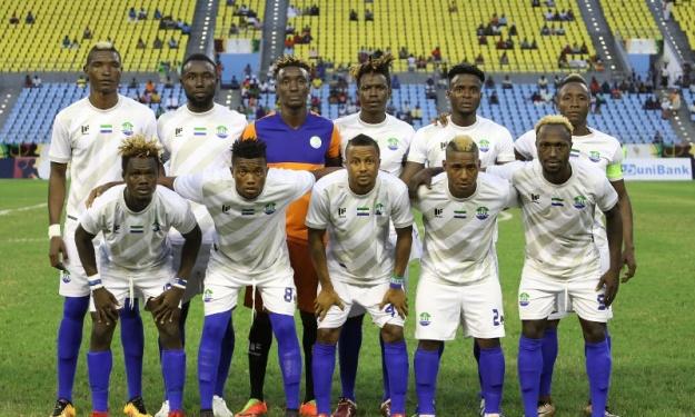 Elim. CAN 2022 : 25 ans après, la Sierra Leone retrouve la phase finale