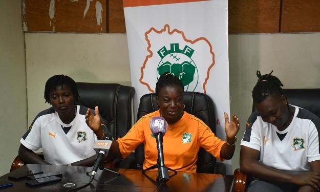 Elim. CAN Féminine 2022 : Touré Clémentine donne les nouvelles de ses joueuses et évoque le duel face au Niger