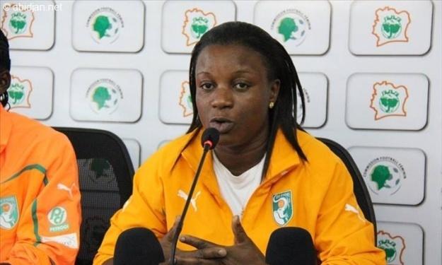 Elim. CAN Féminine 2022 : Touré Clémentine face à la presse ce jeudi en prélude à la rencontre ''Niger-Côte d'Ivoire''