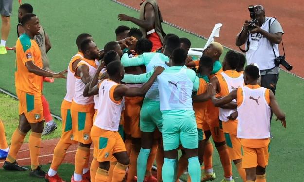 Elim. CM 2022 (2è J.) : Retour en images sur les meilleures actions de ''Côte d'Ivoire-Cameroun''