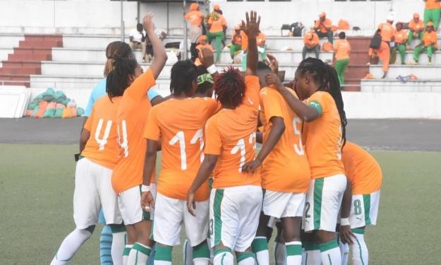 Elim. JO 2020 Dames : Les Éléphantes passent l'obstacle Nigérian