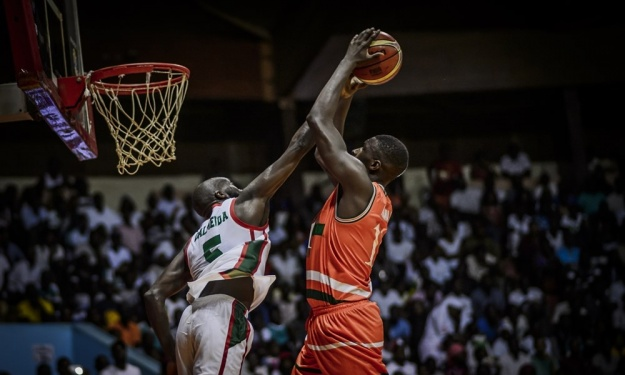 Elim. Mondial 2019 : Les Éléphants basketteurs battus par le Sénégal