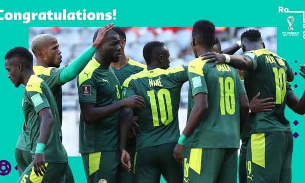 Elim. Mondial 2022 (4è J) : Le Sénégal se qualifie pour les barrages après une 4è victoire de suite, le Ghana s'impose