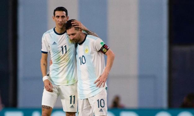 Elim. Mondial 2022 : L'Argentine et l'Uruguay calent à domicile ; La Colombie se balade au Pérou