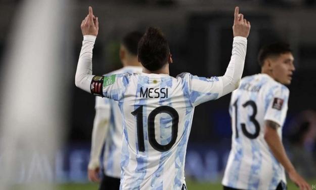 Elim. Mondial 2022 : Messi porte l'Argentine et bat le record de Pelé ; Le Brésil et l'Uruguay s'imposent