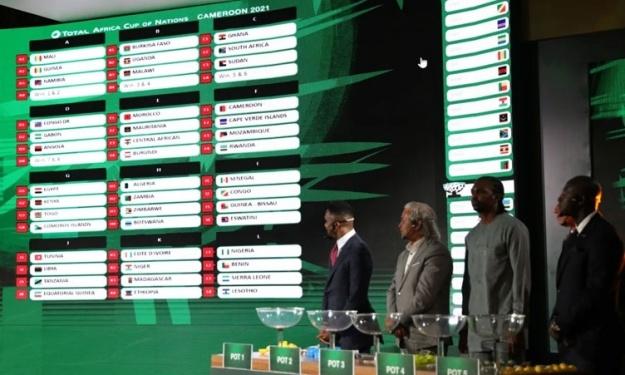 Can 2021 Calendrier Des Matchs Pdf CAN 2021 : Le calendrier complet des éliminatoires