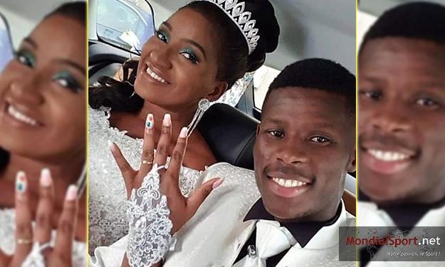 En images, la cérémonie de mariage de l'international Ivoirien BAYO Issouf Vakoun
