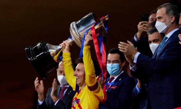 Espagne : Une 31è Coupe du Roi pour le Barça, le premier titre de l'ère Koeman