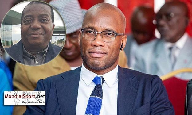 Eugène Diomandé : ''Drogba n'a pas besoin d'être président pour apporter au football Ivoirien''
