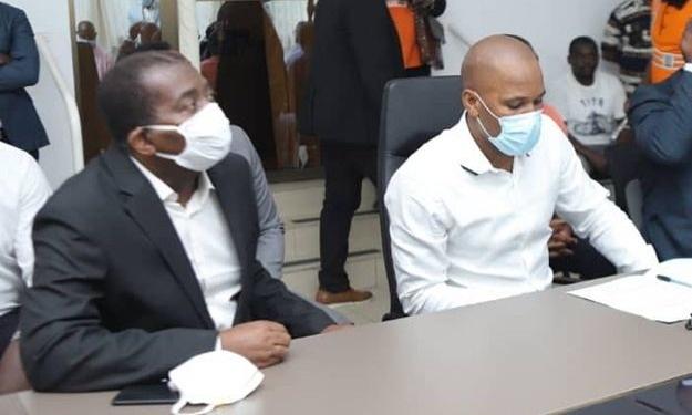Eugène Diomandé (ex-Coordinateur de campagne de Drogba) répond à ses détracteurs