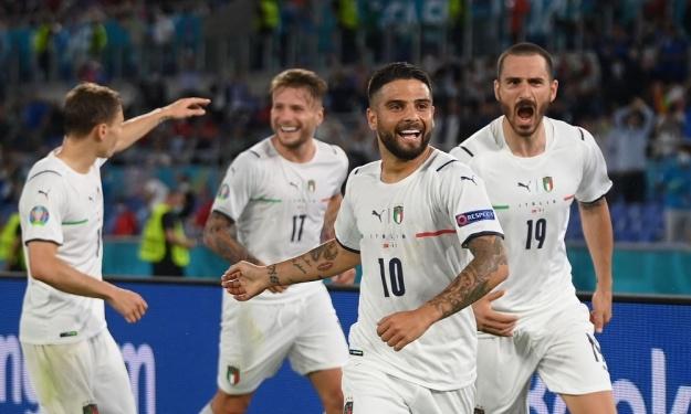 Euro 2020 : Entrée plus que réussie pour la Squadra Azzura ; La Belgique attendu ce samedi