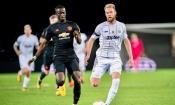 Europa League : Bailly dans l'équipe type des 16ès de finale aller