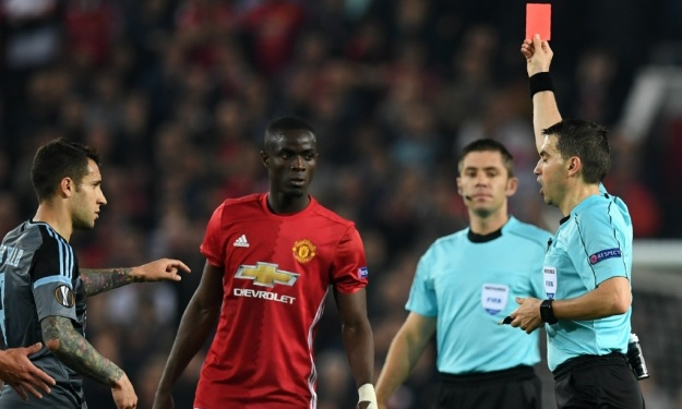 Europa League : Eric Bailly a complètement pété les plombs (vidéo)