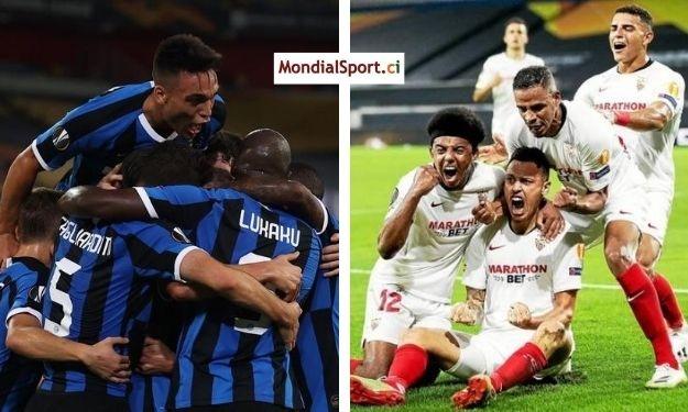 Europa League : L'Inter en grande confiance avant d'affronter Séville
