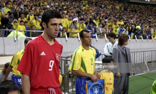 L'ancienne gloire du football Turc, Hakan Sukur, devenu chauffeur de taxi aux Etats-Unis