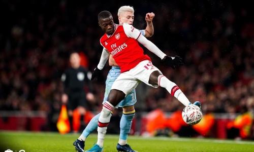 Toute l'actualité sur : Arsenal Nicolas Pepe Mikel Arteta Leeds
