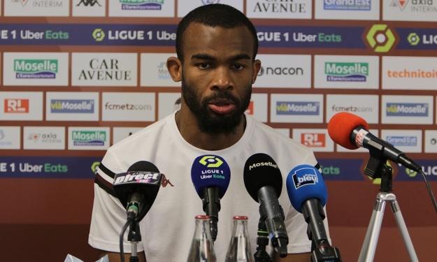 FC Metz : La reprise, le bilan de la saison écoulée, Lille pour commencer le championnat, … Habib Maiga se prononce