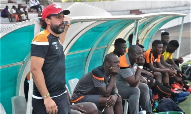 Coupe CAF : Jani Tarek (FC San Pedro) en conférence de presse ce jeudi