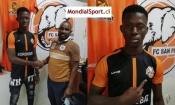 FC San Pedro : un joueur de plus signe Pro