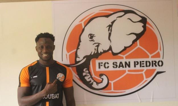 FC San Pedro : Un nouvel attaquant en renfort