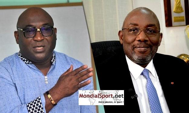 FIF : Après avoir revendiqué le poste de Sidy Diallo, Ben Badi explique pourquoi il s'est finalement rangé de son côté