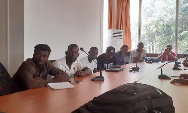 FIF : Des Secrétaires Généraux de la Ligue de football jeunes formés par la Direction Technique Nationale (DTN)