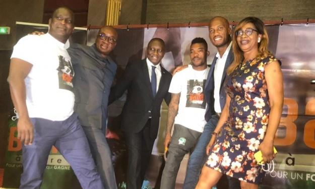 FIF : Idriss Diallo, Sory Diabaté et Didier Drogba mettent balle à terre