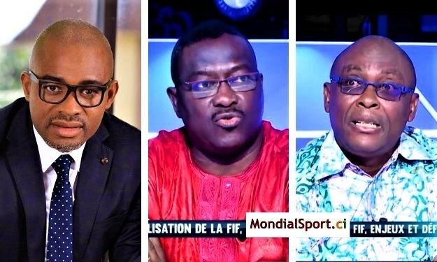 FIF : Les enjeux et défis de la Normalisation vus par Bonaventure Kalou, Sangaré Mohamadou et Martial Gohourou