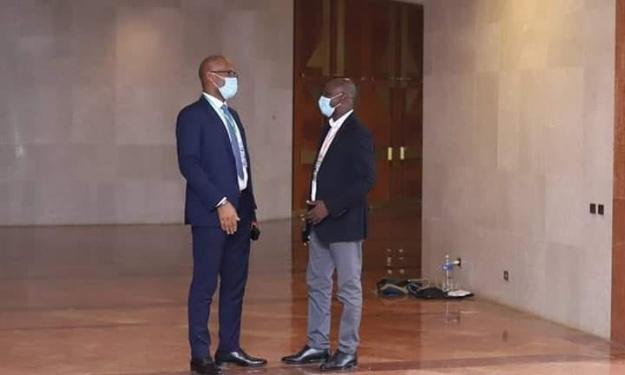 FIF : Les réactions de Sory Diabaté, Drogba et Hamed Ouattara après l'AGO