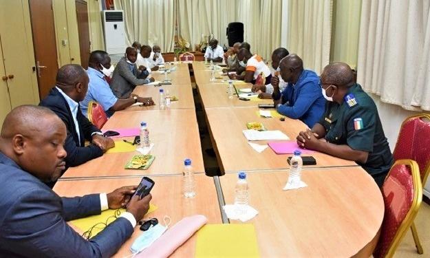 FIF-LPF : Koné Mamadou, Domoraud et Abackar démissionnaires, le bureau propose une date de reprise