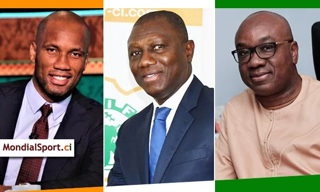 FIF : ''Que les 3 candidats s'entendent et choisissent un seul…'', tel est le souhait de ce président de club