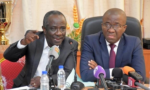 FIF : Un comité de normalisation bientôt en Côte d'Ivoire ? Sam Etiassé dit tout ! Jacques Anouma et Véron Omba cités