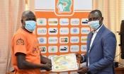 FIF : Voici les 30 premiers coachs de Gardiens de but diplômés de Côte d'Ivoire