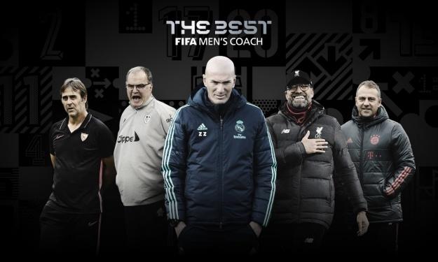 FIFA – The Best : Qui pour succéder à Jurgen Klopp pour le titre de meilleur entraineur ?