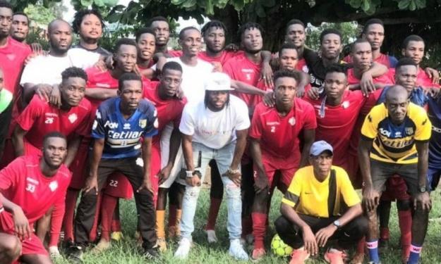 Fin du bicéphalisme au sein du Gervinho Football Club, le nouveau bureau reçoit la caution du CN-FIF